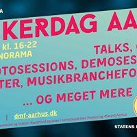 Musikerdag Aarhus 2017