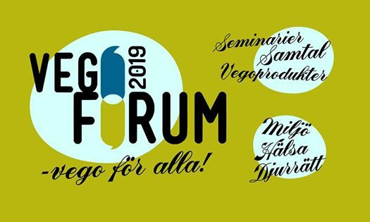 Vegoforum 2019