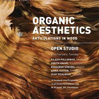 Open studio  Articulations in wood