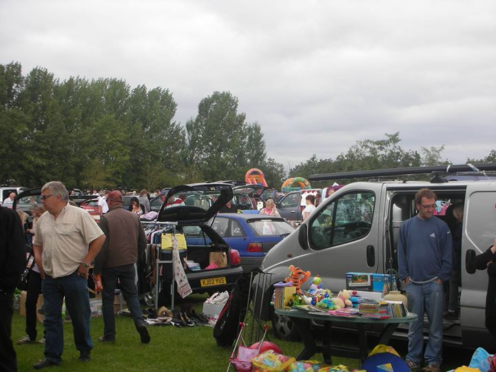 Stonham Barns Sunday Car Boot on 23rd April from 8am carboot