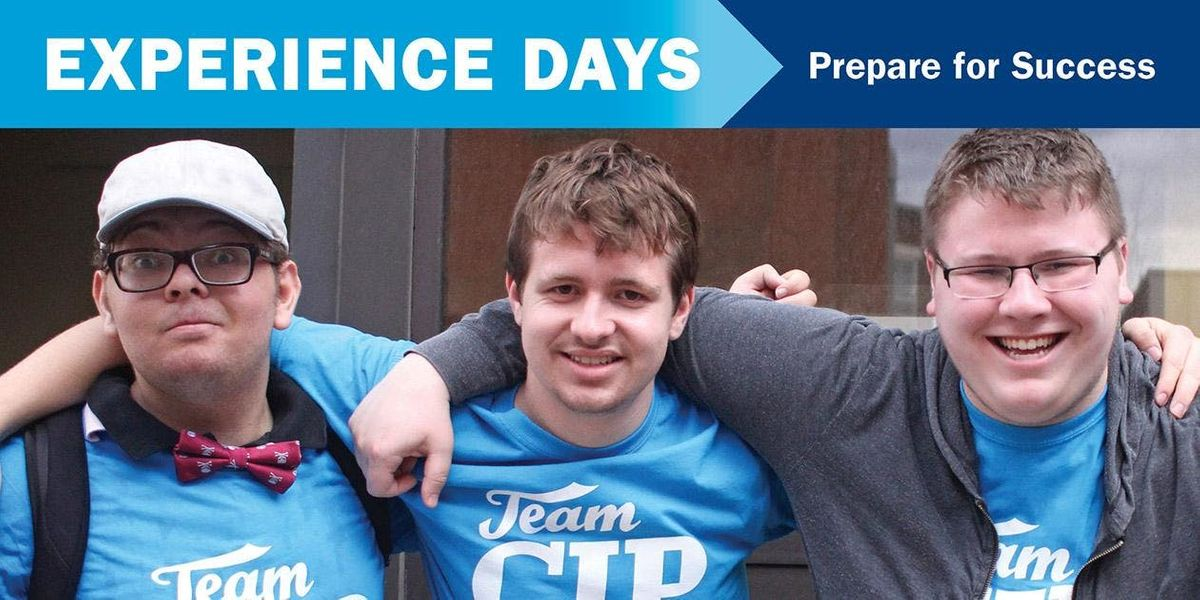 March 2019 Experience Day  CIP Berkeley