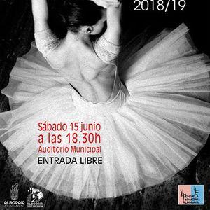 Festival Fin de Curso de la Escuela de Danza de Alboraya