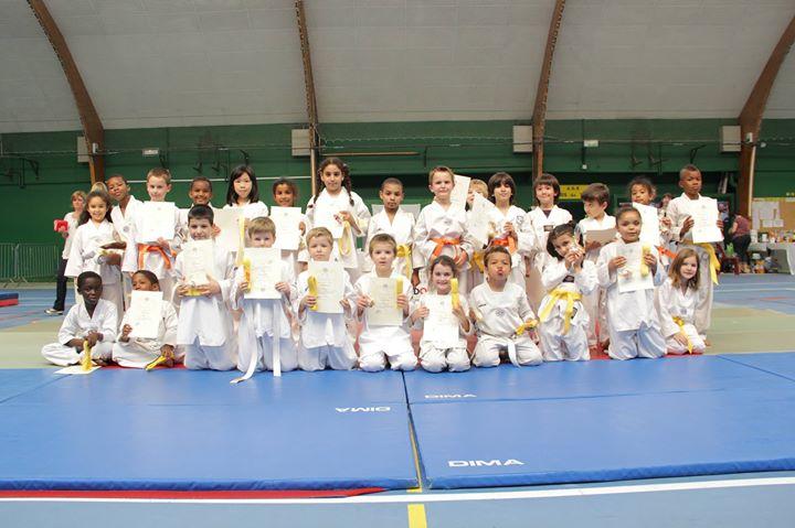club taekwondo limeil brevannes
