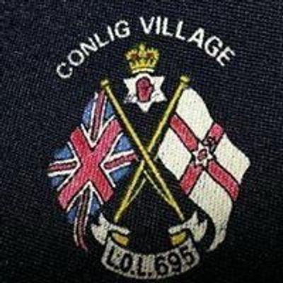 Conlig Village Star LOL 695