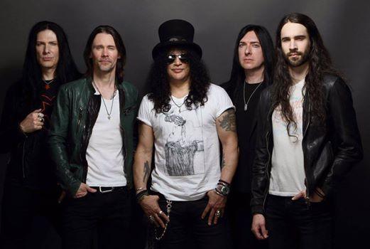 Slash ft. Myles Kennedy & The Conspirators at St. Jordi Club