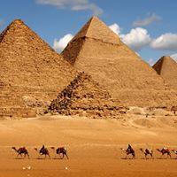 Egyptisch buffet met Tarek