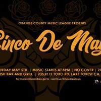 OCMLs Cinco de Mayo Party