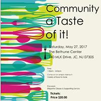 Community a taste of it