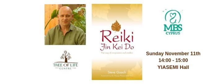 Reiki Jin Kei Do By Steve Gooch