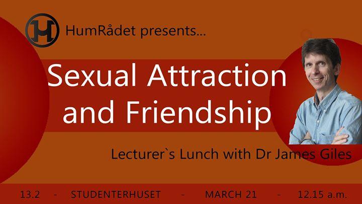Sexual attraction between friends