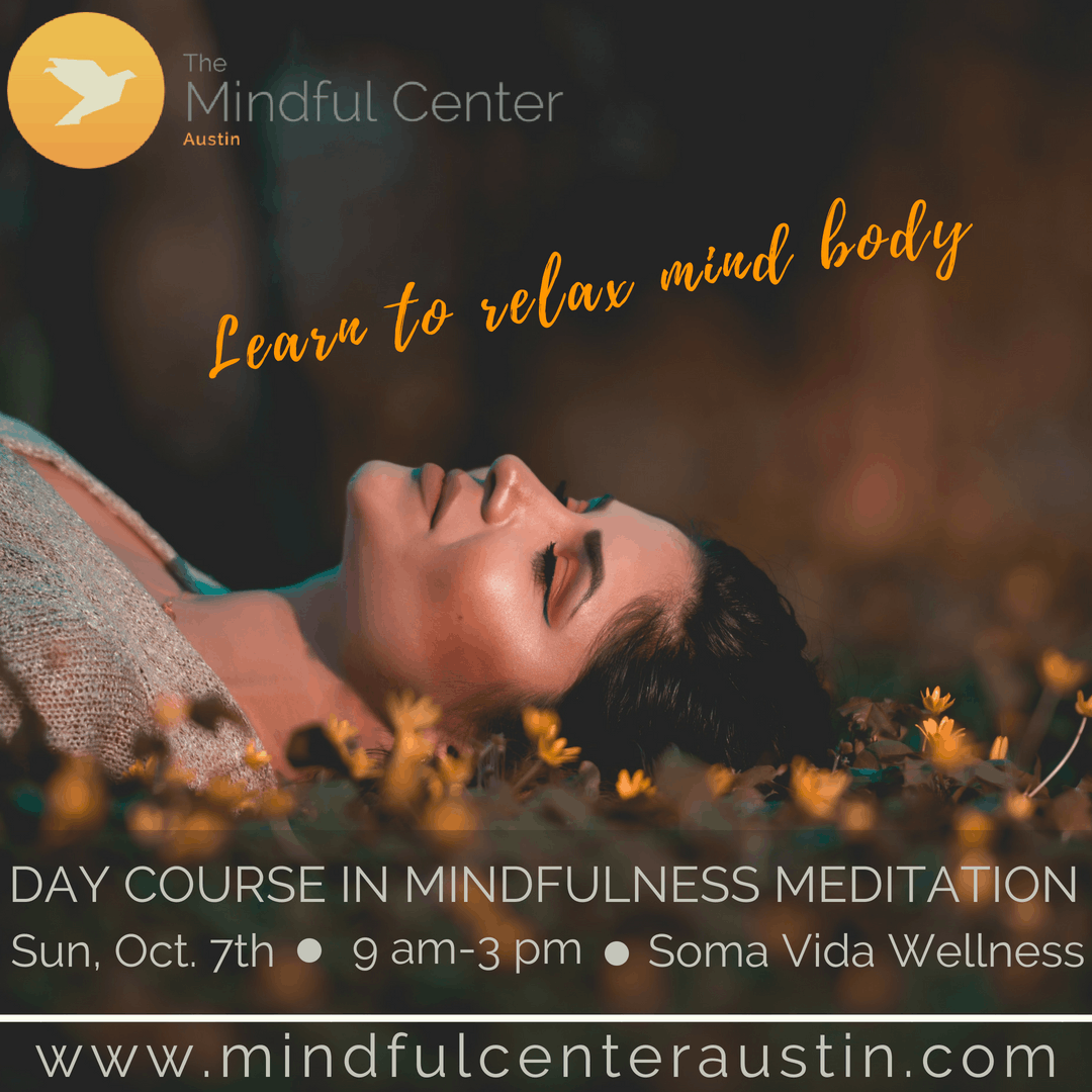 Day Course in Mindfulness Meditation