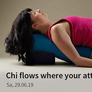 Yin Yoga Workshop (in English) with Andrea Kwiatkowski