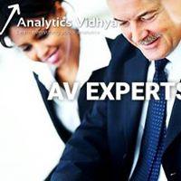 AV Experts Meet Hyderabad - Advanced ML Problem Solving