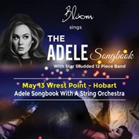 The Adele Songbook - Wrest Point - Hobart