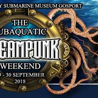 The Subaquatic Steampunk Weekend 2018