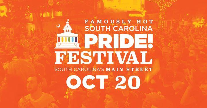 Famously Hot SC Pride Festival