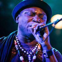 Maa ilmassa -klubi Ismaila Sane Afro Funk Band