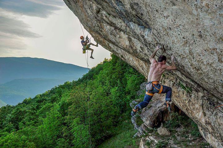 Pecka Rock Climbing Festival 2016