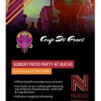 Nuevo Patio Party