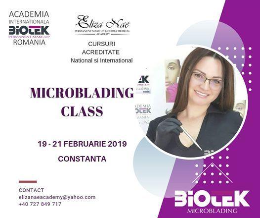 Curs Microblading Biotek Romania - Constanta