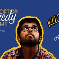 Rooftop Comedy Night with Kuch Bhi Mehta