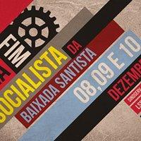 II Fim de Semana Socialista da Baixada Santista -