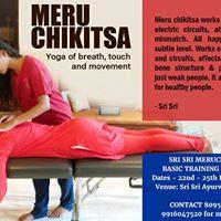 Sri Sri Meruchikitsa Basic