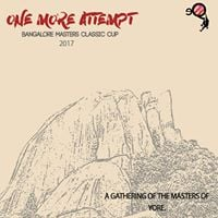 One More Attempt - Bangalore Masters Classic Cup