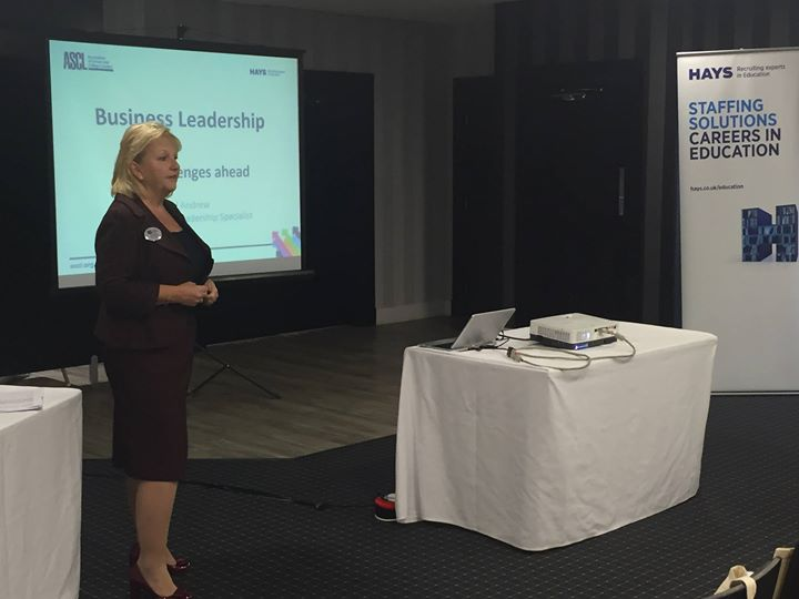 School Business Leadership in 2017 and beyond - with Val Andrew