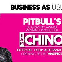 IAmChinos Official Tour Afterparty