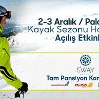 2-3 Aralk K Sezonu Al Organizasyonu Palandoken SwayHotels