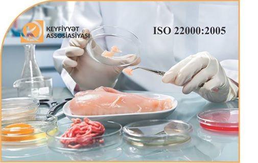 ISO 220002005 Qida thlksizliyini idaretm sistemi standart