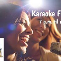 Karaoke Fridays at Chill Grill