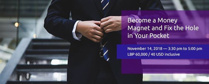 Become a Money Magnet and Fix the Hole in Your Pocket
