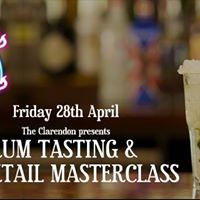 Rum Tasting &amp Cocktail Masterclass at The Clarendon