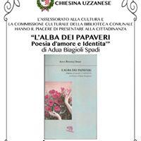 LAlba dei papaveri - Presentazione del libro