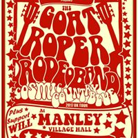 Music at Manley presents The Goat Roper Rodeo Band