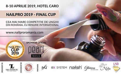 Nailpro Romania 2019