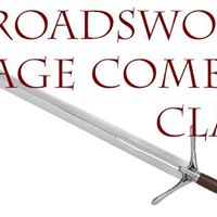 Broadsword Stage Combat Class