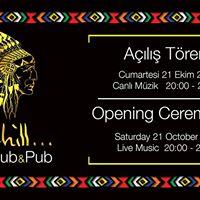 Apachill... Pub&ampBar  Al Treni - Opening Ceremony
