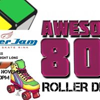 80s Roller Disco at RollerJam Cork