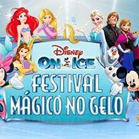 Excurso de Bauru e regio para o Disney On Ice