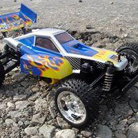 RC Speedway Race