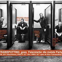 Feierstarter - Potsdams meiste Party - Trainspotting