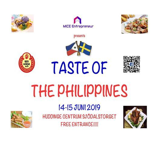 Taste of the Philippines Free Entrance