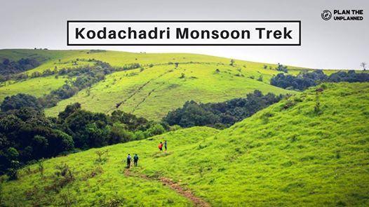 Kodachadri Trek  Plan The Unplanned