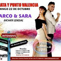 Bachata Sensual  Marco &amp Sara en Valencia