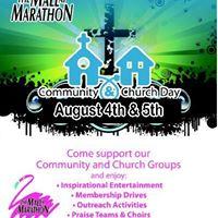 Community &amp Church Day