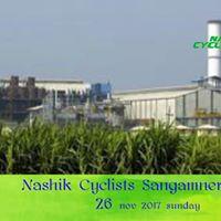 Nashik Cyclists Sangamner Ride