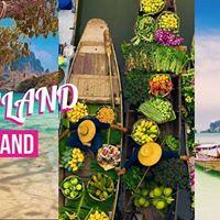 Thailand - The Island trail